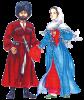 Кавказский национальный костюм – это стильно и красиво