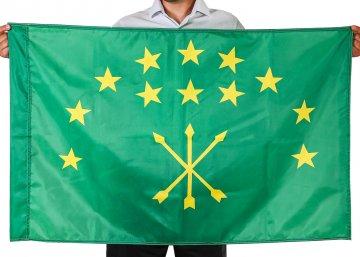Флаг Республики Адыгея (70x105 см)