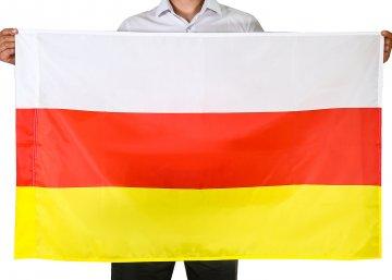 Флаг Республики Северная Осетия-Алания (70x105 см)