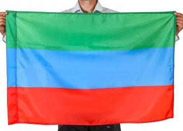 Флаг Республики Дагестан (70x105 см)