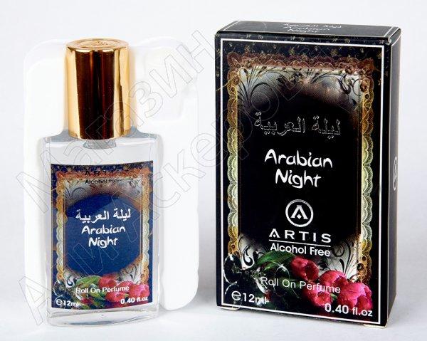 """Женские масляные духи """"Arabian Night"""" коллекции """"Artis"""""""