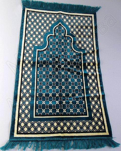 """Молитвенный коврик """"Персидские узоры"""""""