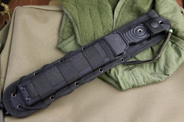 Нож Vendetta Kizlyar Supreme (сталь AUS-8 BT, рукоять G10)