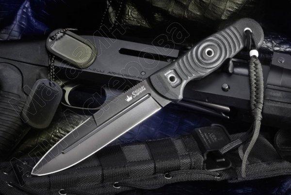 Нож Legion Kizlyar Supreme (сталь D2 BT, рукоять G10)