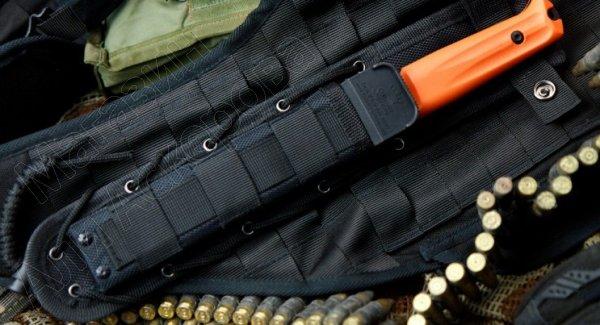 Тактический нож Delta Kizlyar Supreme (сталь D2 BT, рукоять кратон)