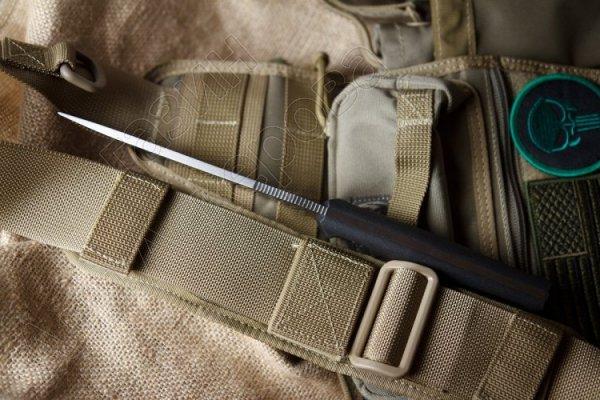 Нож Croc (сталь D2 Satin, рукоять кратон)