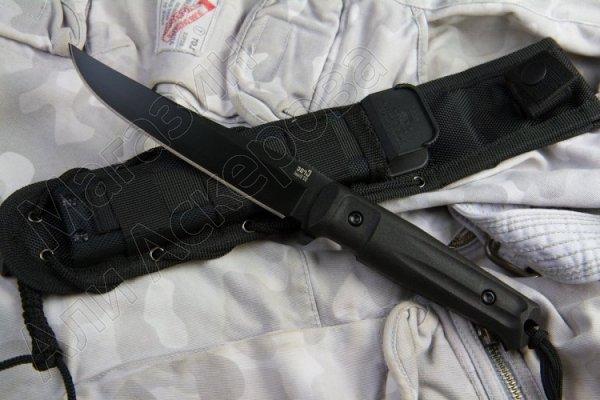 Тактический нож Croc (сталь D2 BT рукоять кратон)