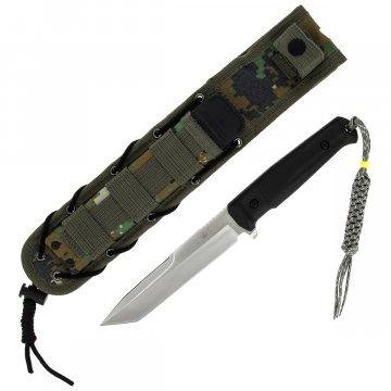 """Тактический нож """"Aggressor"""" (сталь - AUS-8, рукоять - кратон)"""
