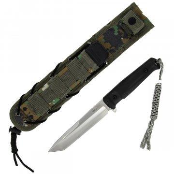 """Тактический нож """"Aggressor"""" (сталь - D2, рукоять - кратон)"""