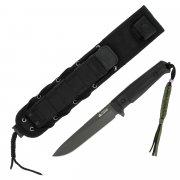 Тактический нож Alpha Kizlyar Supreme (сталь D2 GT, рукоять кратон) арт.4227
