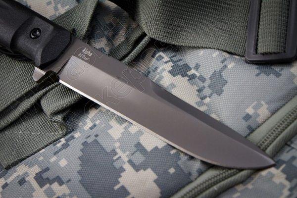 Тактический нож Alpha Kizlyar Supreme (сталь D2 GT, рукоять кратон)
