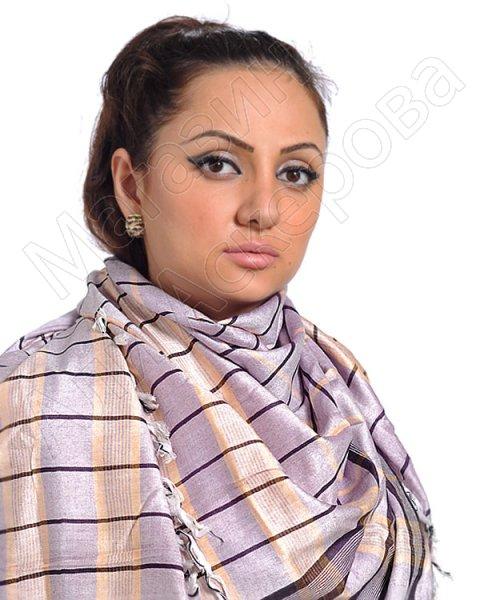 """Стильная арабская арафатка (куфия) """"Алладин"""" премиум качества из натурального хлопка"""
