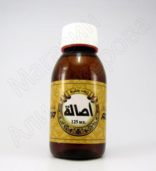 """Натуральное масло хильбы """"Асала"""" 125 мл (в стекле)"""
