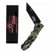 """Складной нож """"Attack"""" (сталь - 8Cr13MoV, рукоять - дюралюминий) арт.4350"""