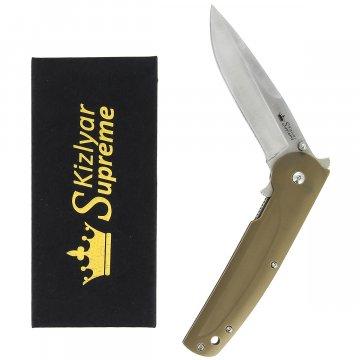 Складной нож Biker X (сталь 440C Satin, рукоять G10)