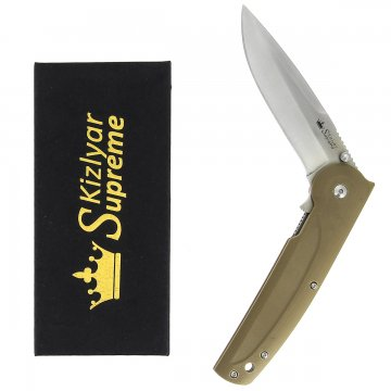 Складной нож Biker Z (сталь 440C Satin, рукоять G10)