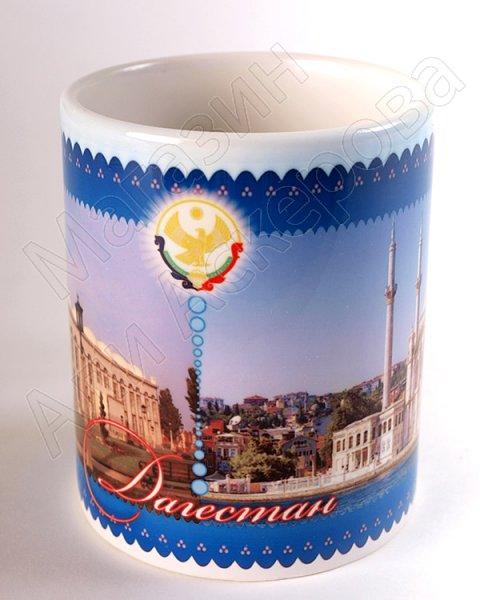 """Сувенирная кружка """"Дагестан"""""""