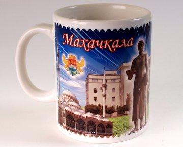 """Сувенирная кружка """"Махачкала"""""""