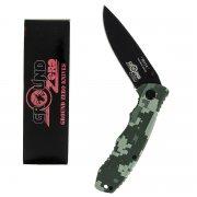 """Складной нож """"Delta"""" (сталь - 8Cr13MoV, рукоять - дюралюминий)"""