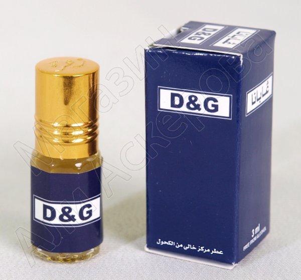 """Сирийские масляные духи-миски """"D@G"""""""