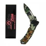 """Складной нож """"Target Camo"""" (сталь - 8Cr13MoV, рукоять - дюралюминий) арт.4353"""