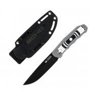 """Туристический нож """"Echo"""" (сталь - D2 Black Titanium, рукоять - G10) арт.4298"""