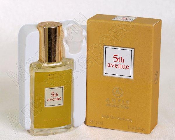 """Мужские масляные духи """"5th Avenue"""" коллекции """"Artis"""""""