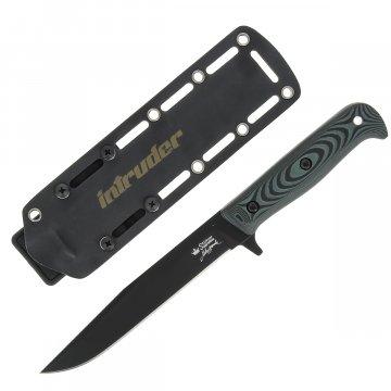 """Тактический нож """"Intruder"""" (сталь - D2 BT, рукоять - микарта)"""