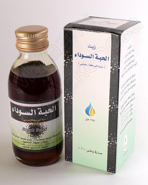 """Натуральное масло черного тмина """"Green Drop"""" 125 мл"""