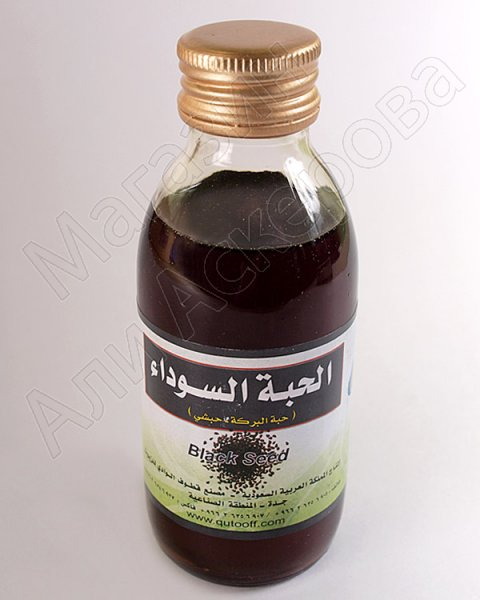 """Натуральное масло черного тмина """"Black Drop"""" 125 мл"""