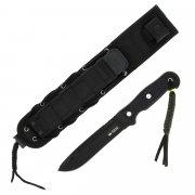 "Охотничий нож ""Maximus"" (сталь - AUS-8 Black, рукоять - G10)"