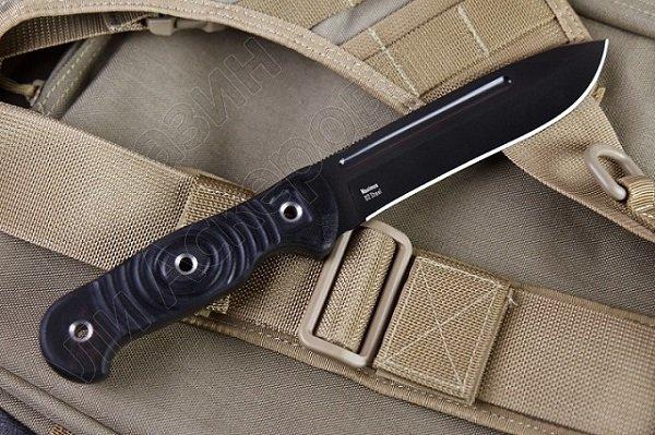 Нож Maximus Kizlyar Supreme (сталь D2 BT, рукоять G10)