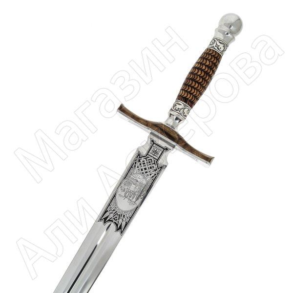 Кизлярский меч Алард №1 на панно