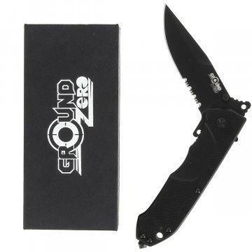 Складной нож Nemesis (сталь D2 BT, рукоять G10)