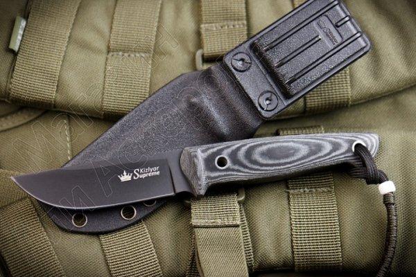 Нож Nikki (сталь AUS-8 BT, рукоять G10)