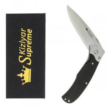 Складной нож Prime (сталь D2 Satin, рукоять Carbon Fiber)