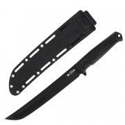 """Охотничий нож """"Sensei"""" (сталь - AUS-8 BT, рукоять - кратон)"""