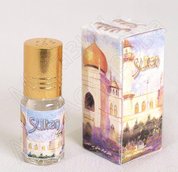 """Сирийские масляные духи-миски """"Sultan"""""""