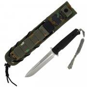 """Тактический нож """"Trident"""" (сталь - AUS-8 Satin, рукоять - кратон) арт.4329"""