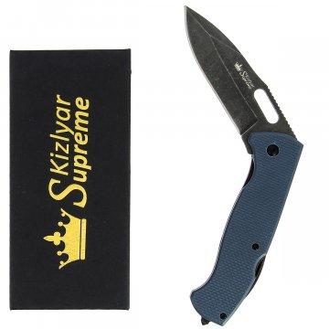 Складной нож Ute (сталь 440C StoneWash, рукоять G10, Grey)