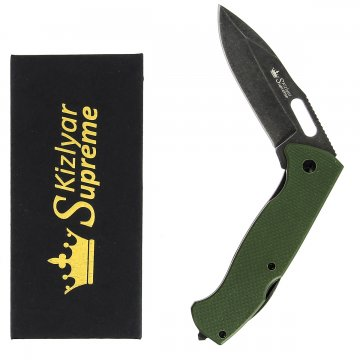 Складной нож Ute (сталь 440C StoneWash, рукоять G10)