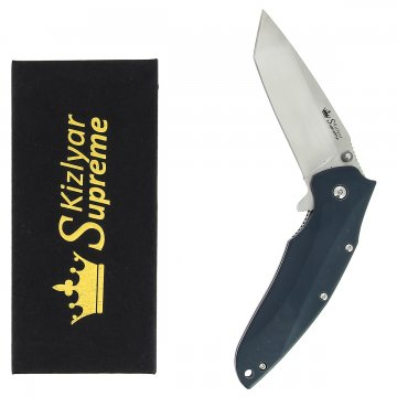 """Складной нож """"Zorg"""" (сталь - AUS-8 Satin, рукоять - G10)"""