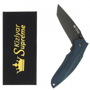 "Складной нож ""Zorg"" (сталь - D2 GT, рукоять - G10)"