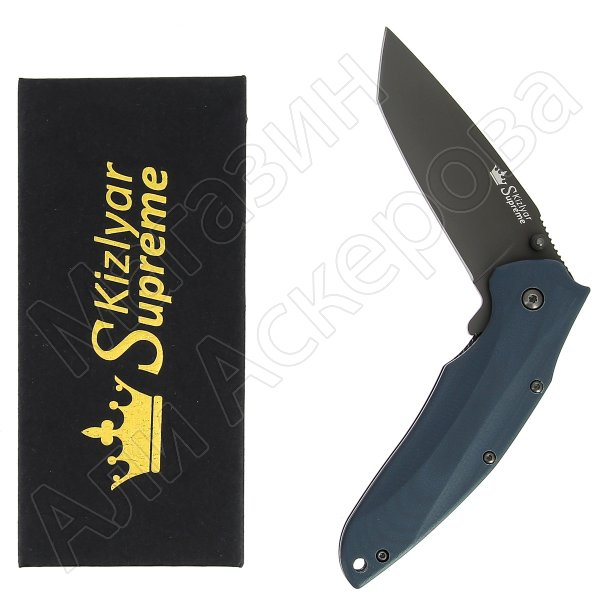 Складной нож Zorg (сталь D2 GT, рукоять G10)