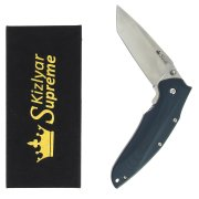 "Складной нож ""Zorg"" (сталь - D2 Satin, рукоять - G10) арт.4344"