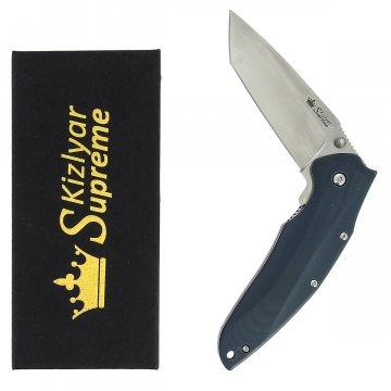 "Складной нож ""Zorg"" (сталь - D2 Satin, рукоять - G10)"