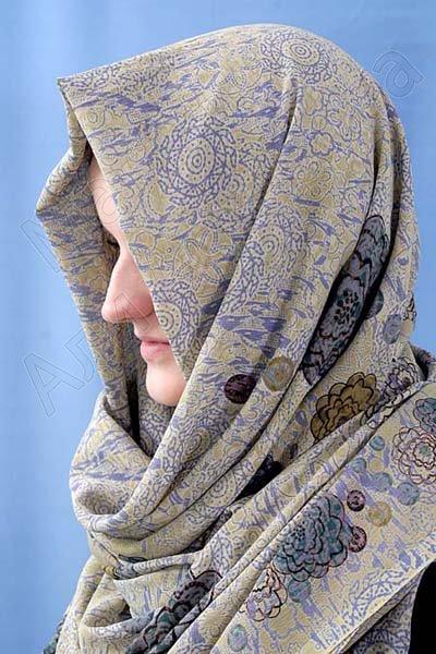 """Мусульманский шарф премиум качества """"Нежность"""" (кринкл)"""
