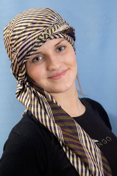 """Стильная арабская арафатка (шемаг) премиум качества """"Арбаатун"""""""