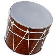 Профессиональный кавказский барабан ручной работы Дамира Мамедова (32-34 см) арт.2390