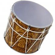 Профессиональный кавказский барабан ручной работы Дамира Мамедова (32-34см) арт.716
